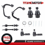 Front Upper Control Arm Ball Joints Kit For Ford F150 Lincoln Mark Lt 4wd 4x4