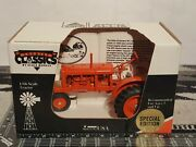 Allis Chalmers Wc On Rubber 1/16 Die-cast Farm Tractor Replica By Scale Models