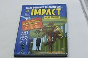 The Ec Archives Impact By Feldstein, Al Hardcover Sealed Mint Free Shipping