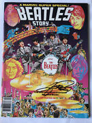 Marvel Super Special 4_the Beatles Story_signed By George Perez