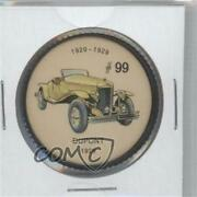 1961 Jello Picture Wheels Automobiles Dupont 99 9at