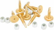 Woodys Gdp6-1325-ms Gold Digger 60 Deg. Traction Master Carbide Studs