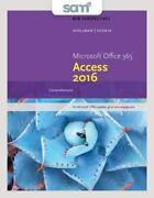 Bundle New Perspectives Microsoft Office 365 And Access 2016 Comprehensive + Sa