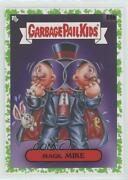 2020 Topps Garbage Pail Kids 35th Anniversary Booger Green Magic Mike 69b Oi5