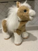 Furreal Friends Baby Butterscotch Horse Pony - 16 Works Great