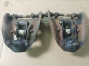 Upper Control Arms 1970 70 Mustang Shelby Boss Cougar Torino C0zz Were Nos Oem