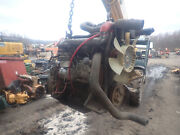 Ford New Holland 332t Turbo Diesel Engine Rare Video 3.3 201 Tractor Lx885