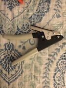 Malco Tools Ty4g Tie Tensioning Tool With Manual Cut Off And Grips