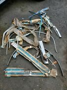 1982-1987 Nos Buick Regal Wheel Well Trim And Scuff Plates Bundle Brand New Gm