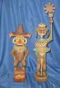 Trader Samand039s Disney Parks Exclusive Pele And Uti Big Fig Enchanted Tiki Room