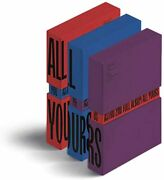 Astro - All Yours [3 Ver. Set] 3cd+3photobook+3photocard+3poster+gift+free Ship