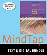 Bundle New Perspectives Microsoft Office 365 And Excel 2016 Comprehensive + Lms