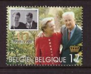 Belgium 1999 King Albert And Queen Paola Mnh Mint Stamp