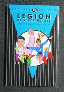 1994 Legion Of Superheroes Archive V.4 Hc Sealed / Fisherman Collection
