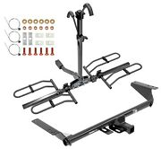 Trailer Tow Hitch For 17-21 Pacifica Lx Touring Hybrid Platform Style Bike Rack