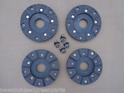 Brake Discs Set Of 4 For John Deere 40 420 430 T W I And 1010 Ru S Rc And Springs