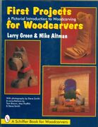 Schiffer-hobbies-arts And Crafts-woodworking-woodcarving-projects-designs-manual