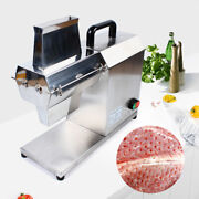 Electric Meat Tenderizer Machine For Pork Beef Fillet Commercial Kitchen Tool Us