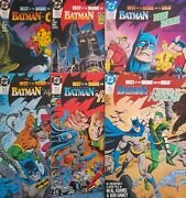 Best Of The Brave And Bold 1 2 3 4 5 6 Complete Batman Titans Free Uk Pph
