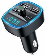 Bluetooth Fm Transmitter For Car Adapter Mp3 Player Fm Receiver Sd Card Usb