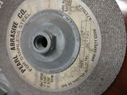 Pearl Abrasives Co. Wa24r Stainless Steel Grinding Wheels 7 X 1/4 X 7/8 Old Stk
