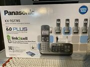 Panasonic Kx-tg7875s Link2cell Bluetooth Cellular Convergence Solution