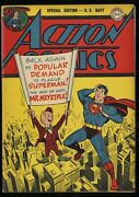 Special Edition 1 Fn/vf 7.0 R Us Navy Giveaway Action Comics 80 Reprint