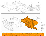 Toyota Oem Engine-air Cleaner Assembly 177000p250