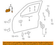 Toyota Oem 95-04 Tacoma-outside Exterior Door Handle Right 6921035020