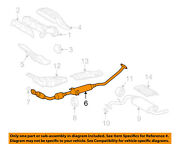 Toyota Oem 05-08 Corolla 1.8l-l4 Exhaust System-front Pipe 174100d341