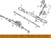 Toyota Oem-rack And Pinion Complete Unit 4425033260