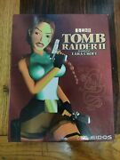 Tomb Raider 2 - Korean Pc Version 1997 Ssangyong Big Box Sealed Very Rare
