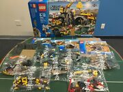 Lego 4204 City - The Mine - 100 Complete Set, Manuals, Figures, Bags. Retired