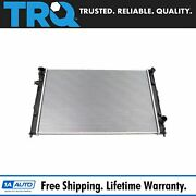 Trq Engine Coolant Radiator Assembly Direct Fit For Honda Civic 1.5 New