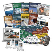Mike Holt`s Journeyman Supreme Library 2020 Nec