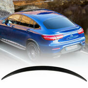 Real Carbon Fit For Mercedes Benz Glc C253 X253 Coupe D Type Trunk Spoiler 20