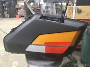 Ski Doo Grand Touring Snowmobile Suit Cases 2012-2018 / 511001077 511001078