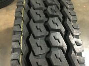4 New 11r24.5 Lionsport Lld37e+ Tires Closed Shoulder 16ply Truck 146m 11245
