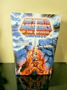He Man And The Masters Of The Universe Omnibus Hc New/sealed Dc Comics