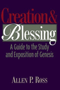 Ross Allen P.-creation And Blessing Book New