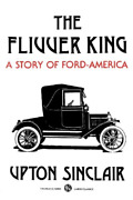 Sinclair Upton-flivver King Book New