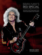 May Brian/ Bradley Simon Con-brian May`s Red Special Book New