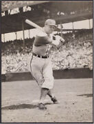 Jimmie Foxx Rare Type I Baseball Photo Picture 1942