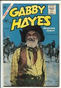 Gabby Hayes 54 1958-photo Cover-famous B-western Film Star-gabby Appears In ...