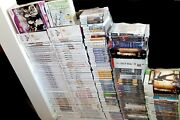 200 New Video Game Lot Bundle Nintendo Wii Playstation 2 3 Ps3 Ps2 Xbox 360 Ds