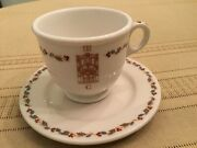 Vintage Lamberton China Scammell Small Plate And Cup