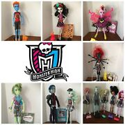 Monster High Dolls - Choose The Ones You Need
