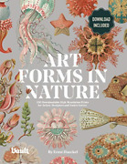 James Kale-art Forms In Nature By Ernst H Book New