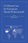 Nickel A-us Patent Law For European Pat Book New