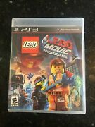 Lego Movie Videogame Ps3 New Playstation 3 Playstation 3